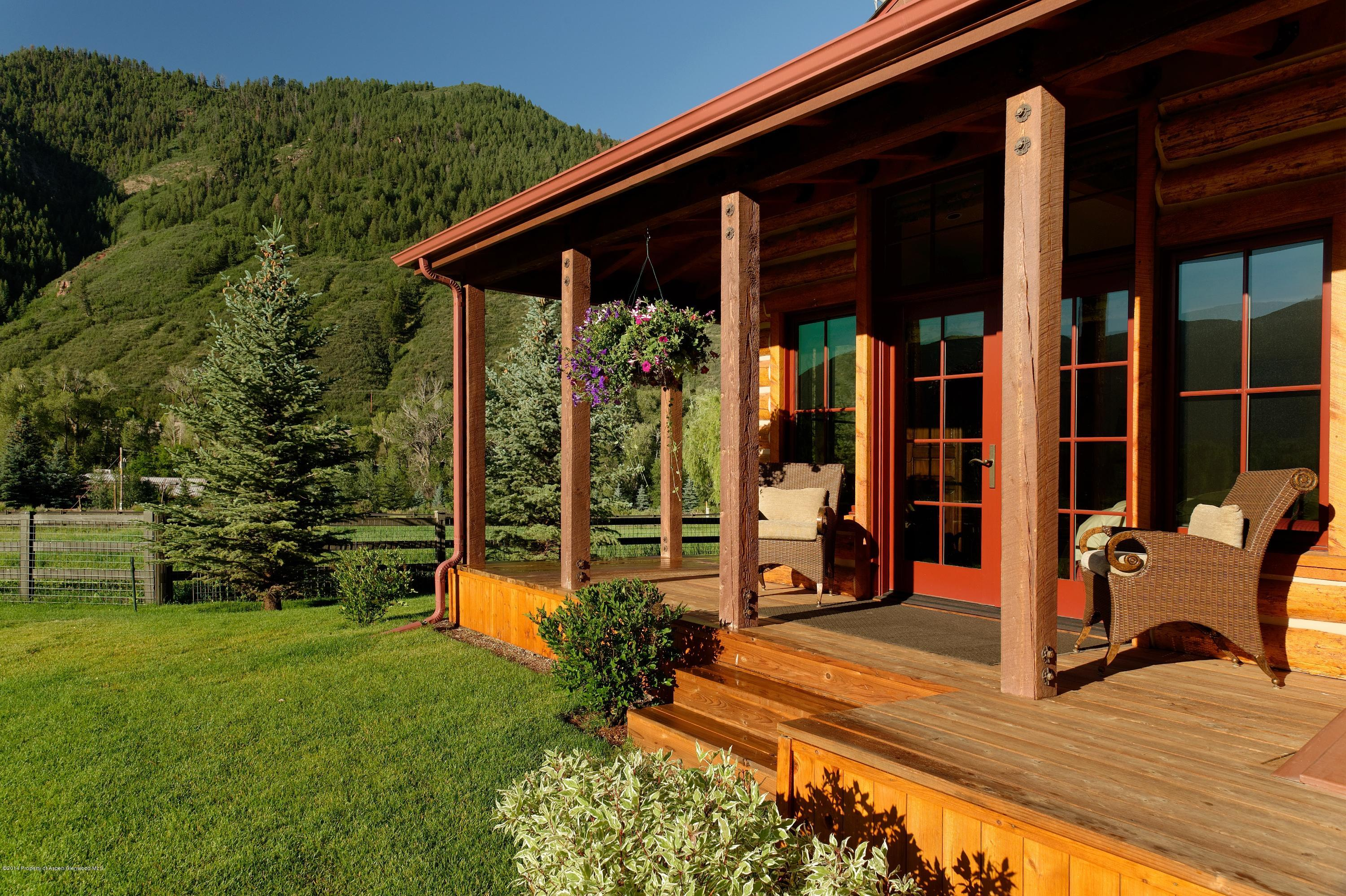 MLS# 135595 - 51 - 50 E River Ranch Road, Snowmass, CO 81654