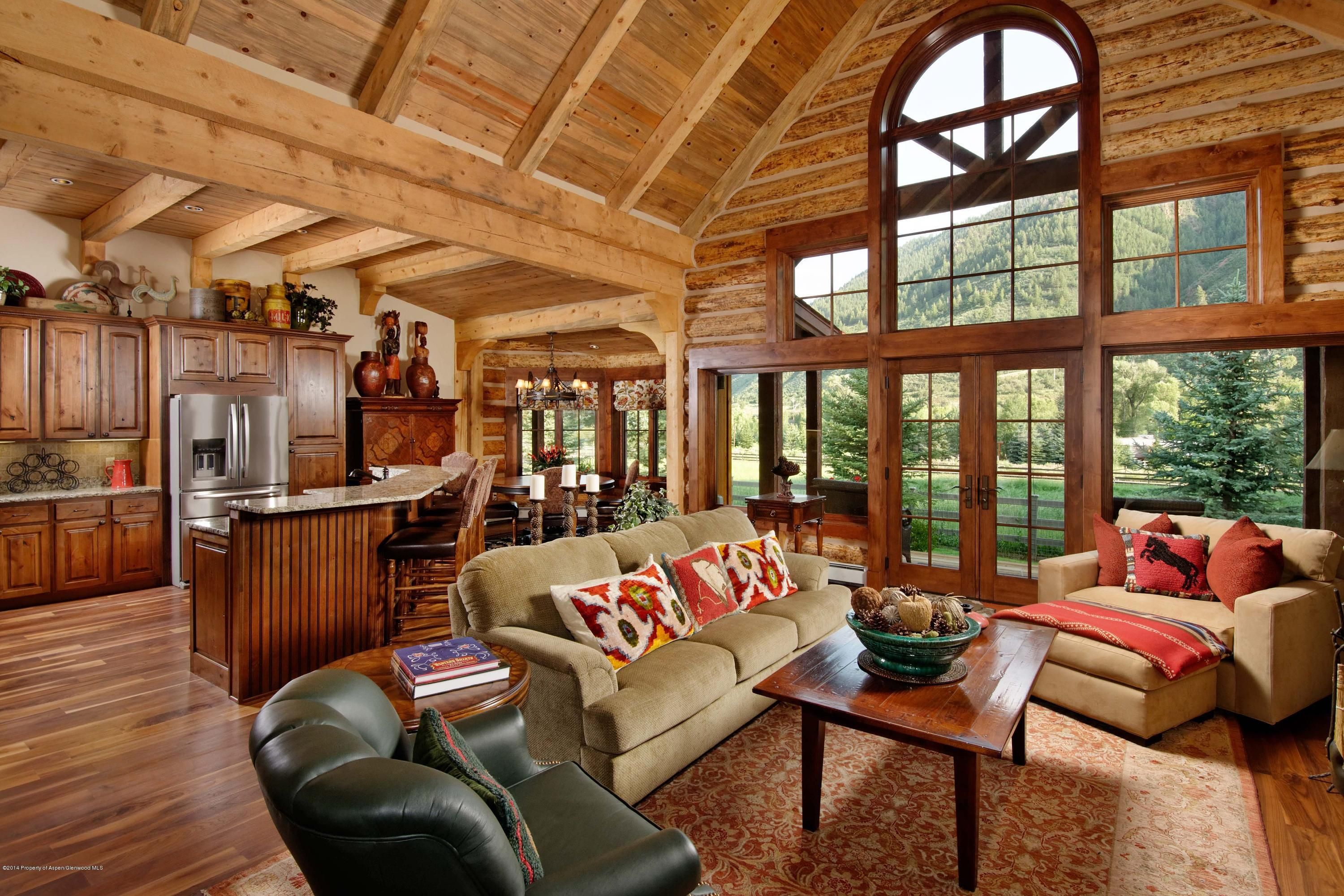 MLS# 135595 - 28 - 50 E River Ranch Road, Snowmass, CO 81654