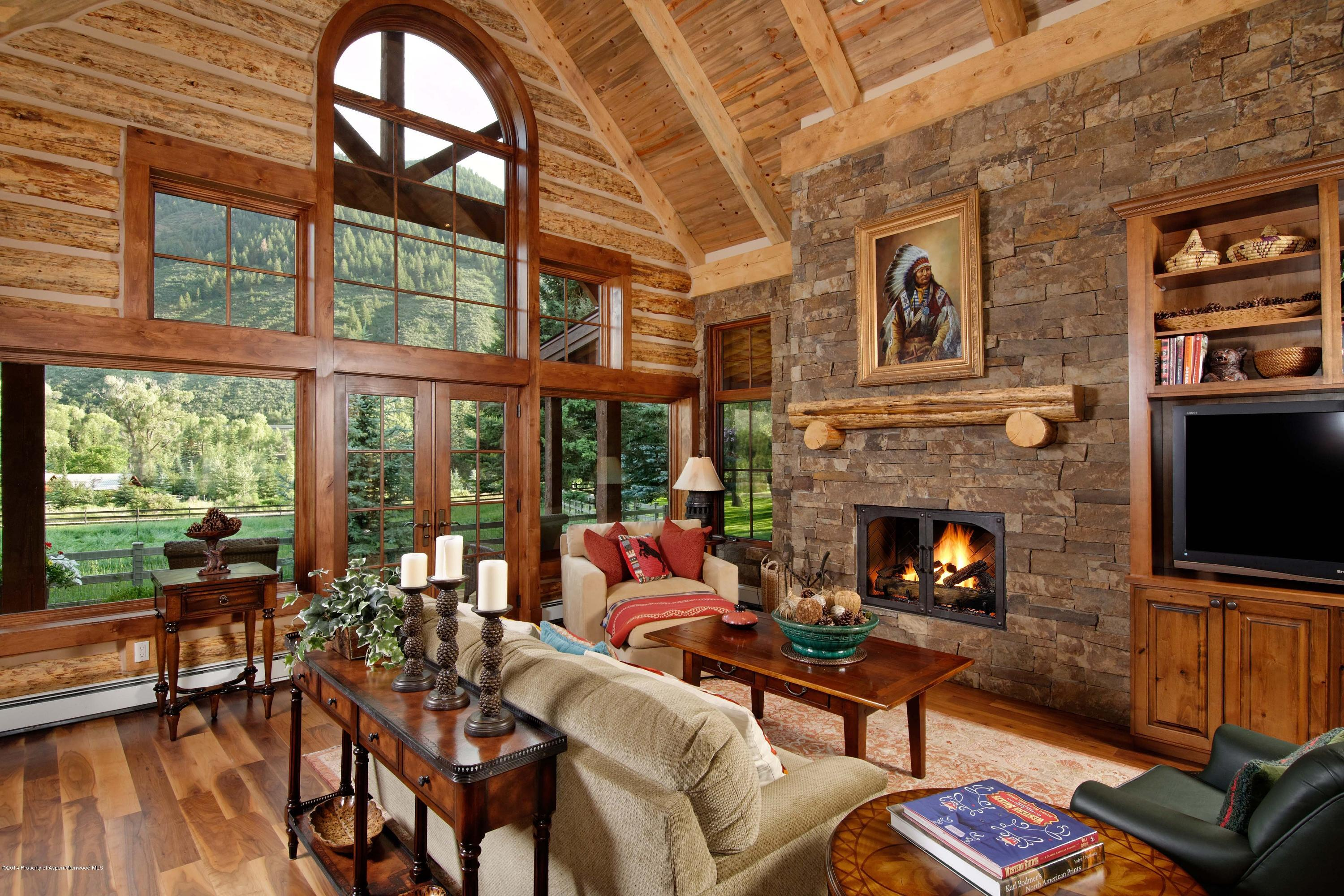 MLS# 135595 - 27 - 50 E River Ranch Road, Snowmass, CO 81654