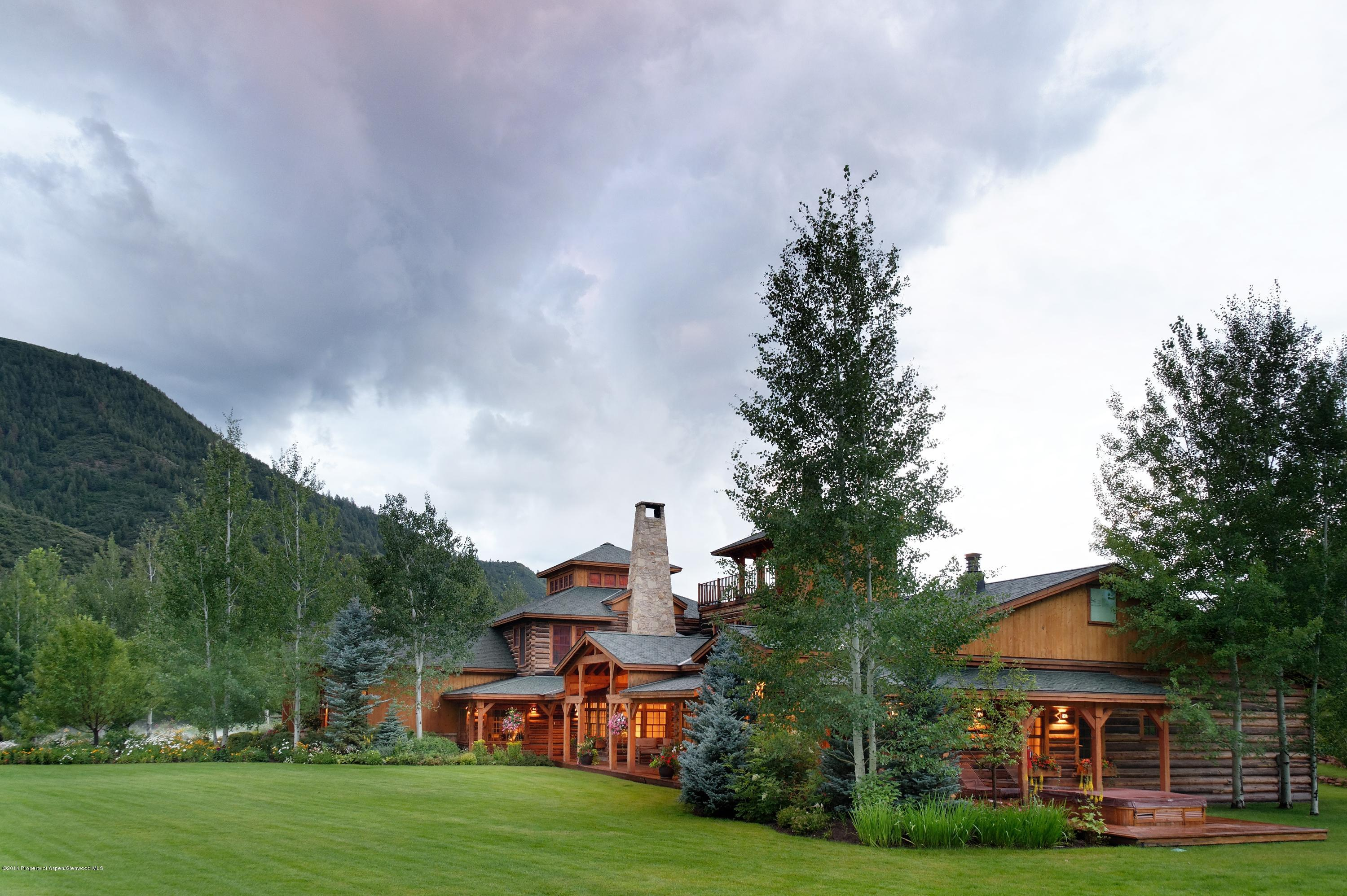 MLS# 135595 - 44 - 50 E River Ranch Road, Snowmass, CO 81654