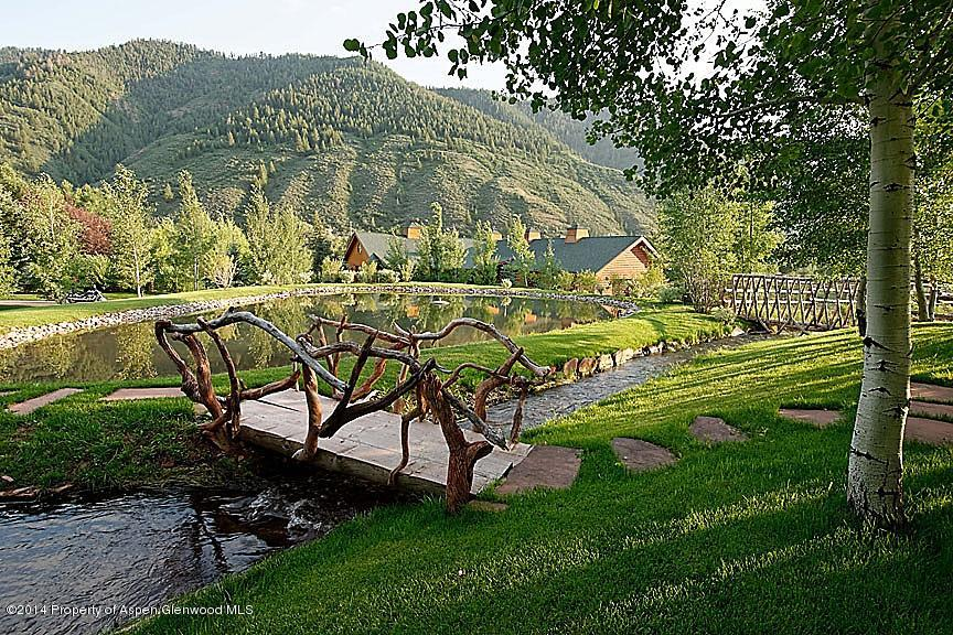 MLS# 135595 - 64 - 50 E River Ranch Road, Snowmass, CO 81654