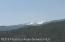 View from the front deck of the Elk Mountain Range