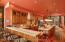 Large family style kitchen