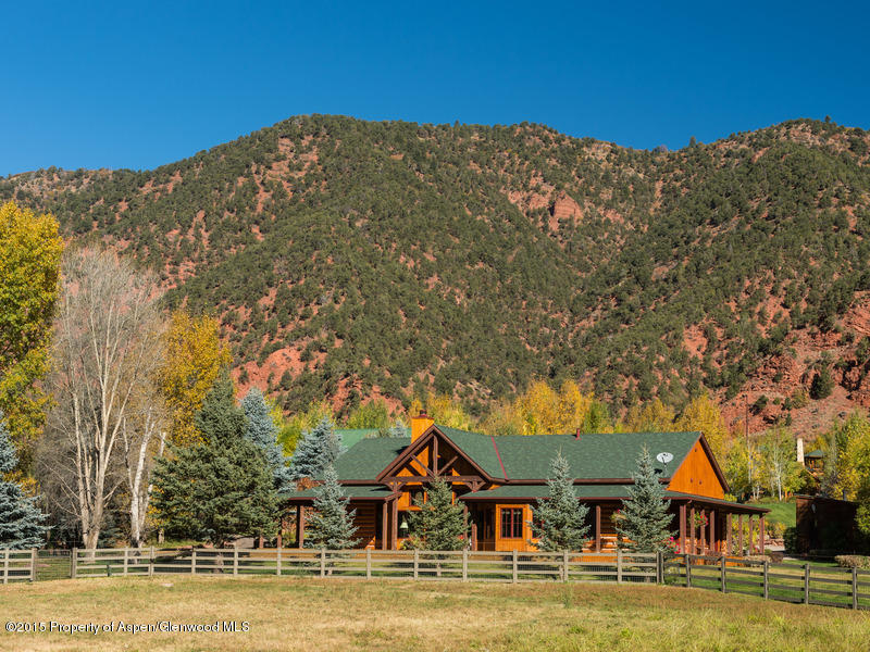 MLS# 135595 - 69 - 50 E River Ranch Road, Snowmass, CO 81654