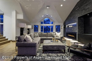 A re-envisioned contemporary masterpiece in downtown Aspen