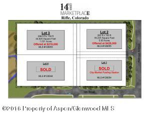 Lot 2-1415 Railroad Avenue, Rifle, CO 81650