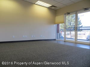 Large Front Office Reception Area