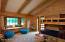 Main Lodge Bunk Room two