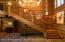 Main Lodge Stair case