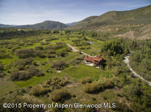 75+ acre ranch on Snowmass Creek