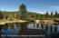 ...including a pond with private dock