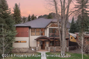 625 Gillespie Street, Aspen, CO 81611