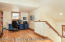 The bonus room is large enough to be both a bedroom/family room AND an office!