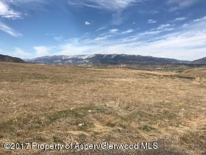 Upper portion of lot with tremendous views!