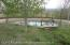 Pond in front (before irrigation season)