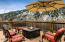 Large Deck with Aspen and Independence Pass views