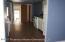 Apartment Kitchen and front door