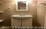 Bath room is freshly painted