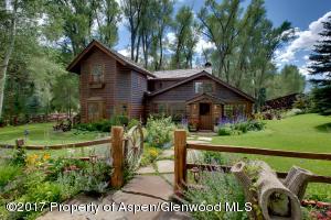 6458 Snowmass Creek Road, Snowmass, CO 81654