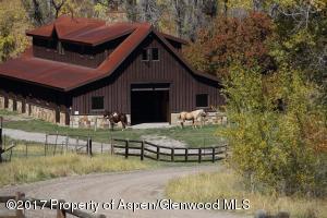 Barn on Ranch