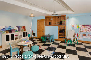 Playroom/Artroom/Billiards lower level