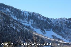 Aspen Mountain Views Winter