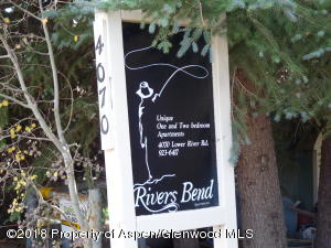 Rivers Bend sign