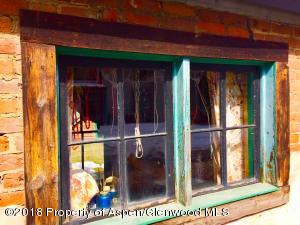 rustic shed window