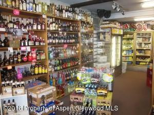 Glenwood Liquor store