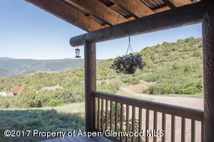 Lookout Ranch Porch