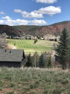 18th fairway and red ridge views