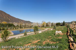 Hoaglund Ranch fencing and pond
