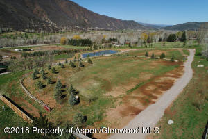 Hoaglund Ranch aerial of lot 1