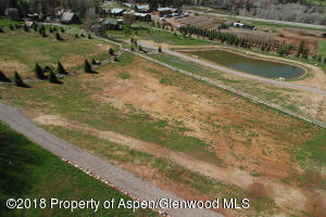 Hoaglund Ranch aerial of lot 2