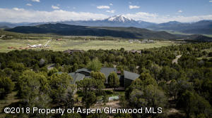 Nestled in the Trees w/Sopris Views