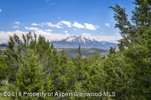 Sopris views from Deck and Master