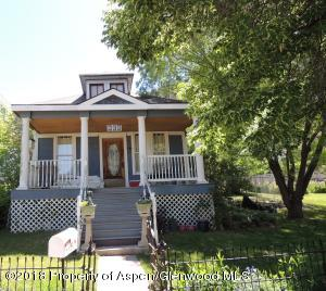 806 Palmer Avenue, Glenwood Springs, CO 81601