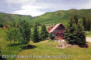 Ruedi Shores Log Home