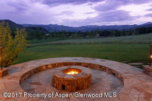 Fire Pit with View