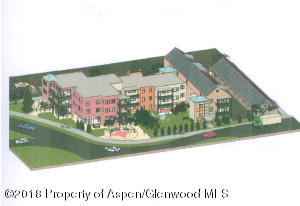 Rendering of submitted mixed use plan