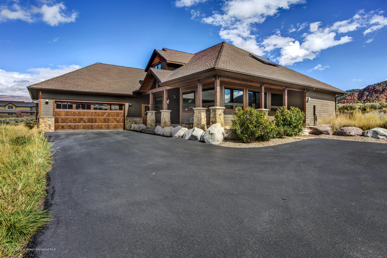 Four Mile Ranch Custom Home