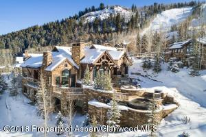 465 Thunderbowl Lane, Aspen, CO 81611