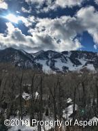 Aspen Mountain Views - winter