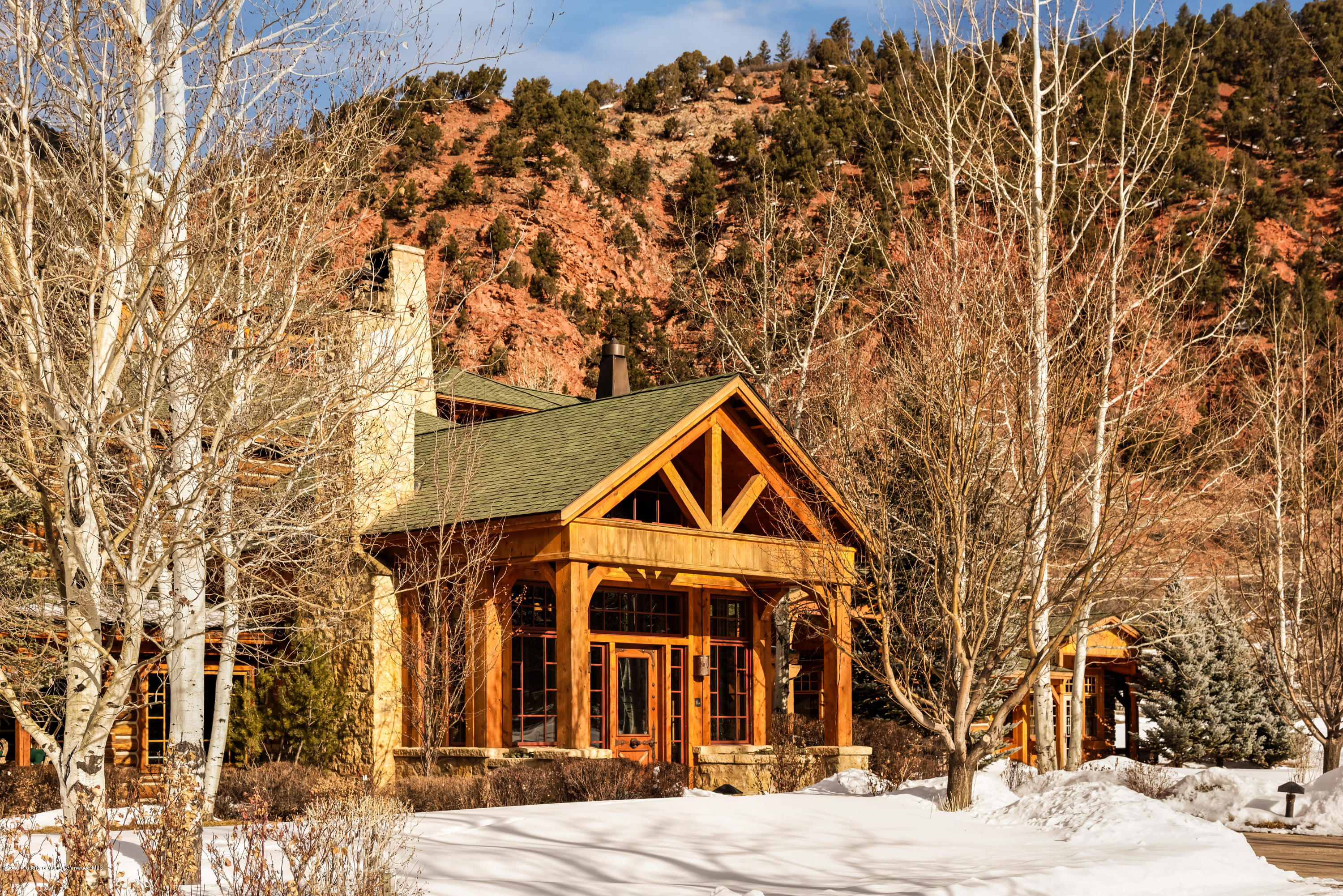 MLS# 135595 - 70 - 50 E River Ranch Road, Snowmass, CO 81654