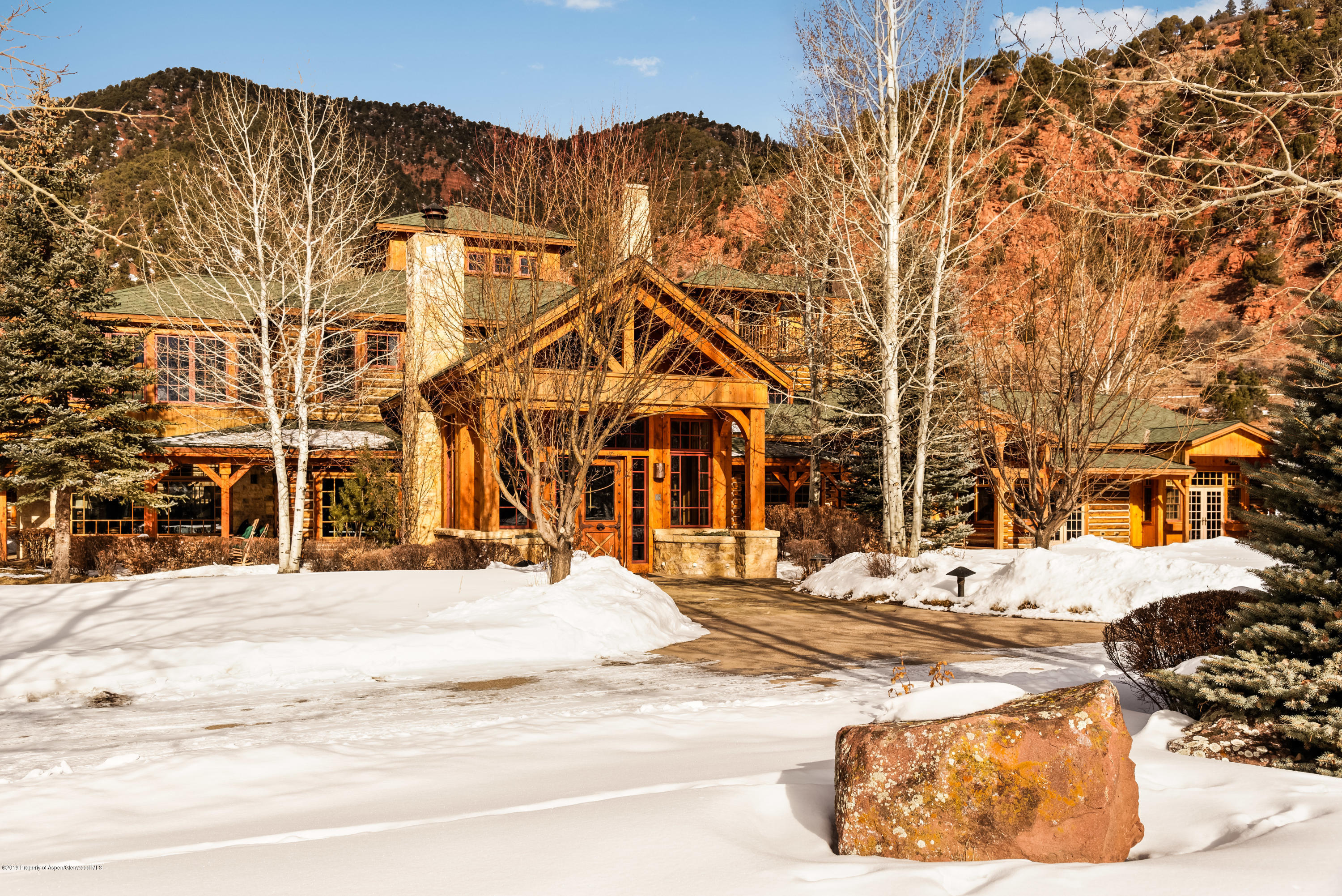 MLS# 135595 - 4 - 50 E River Ranch Road, Snowmass, CO 81654