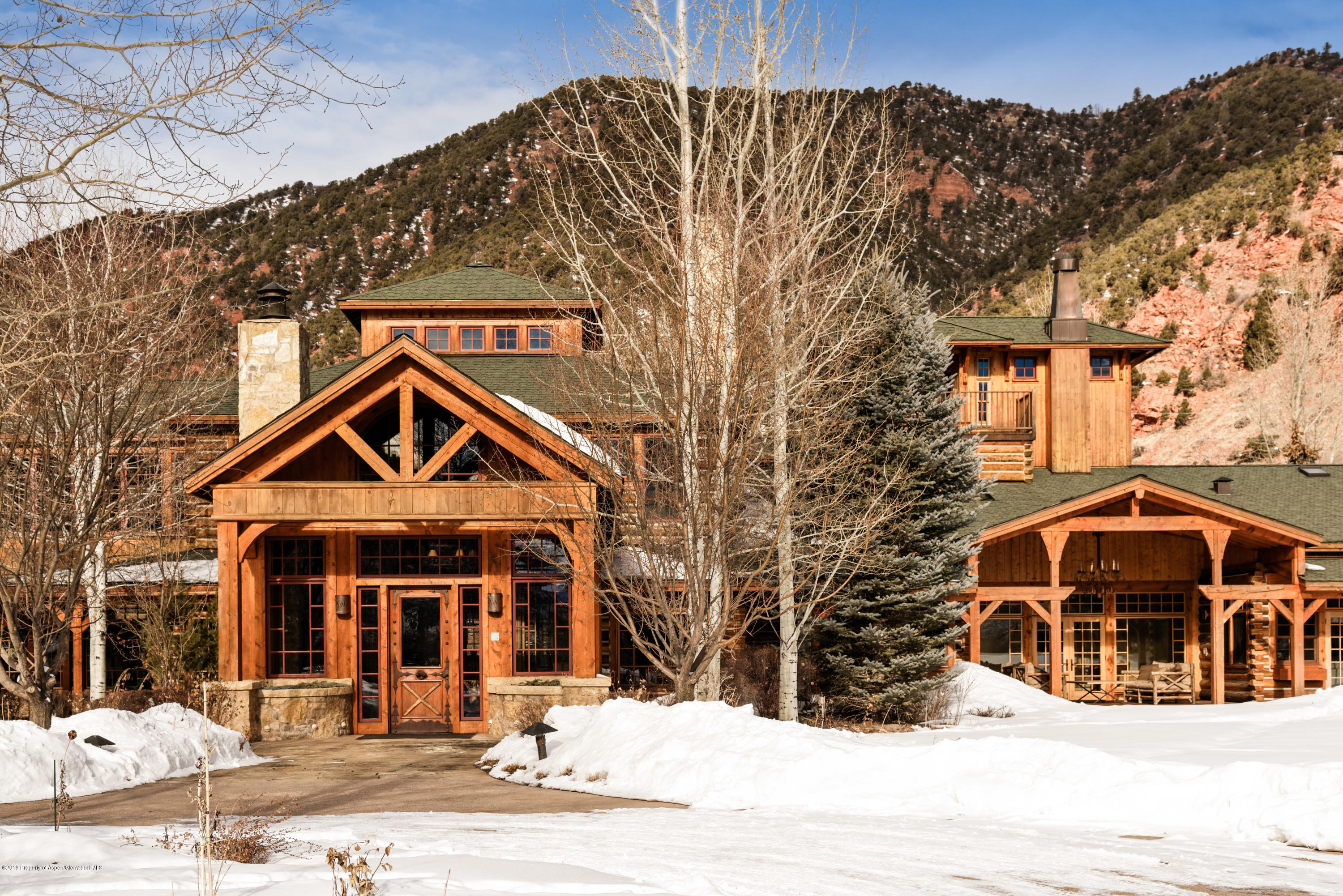 MLS# 135595 - 71 - 50 E River Ranch Road, Snowmass, CO 81654