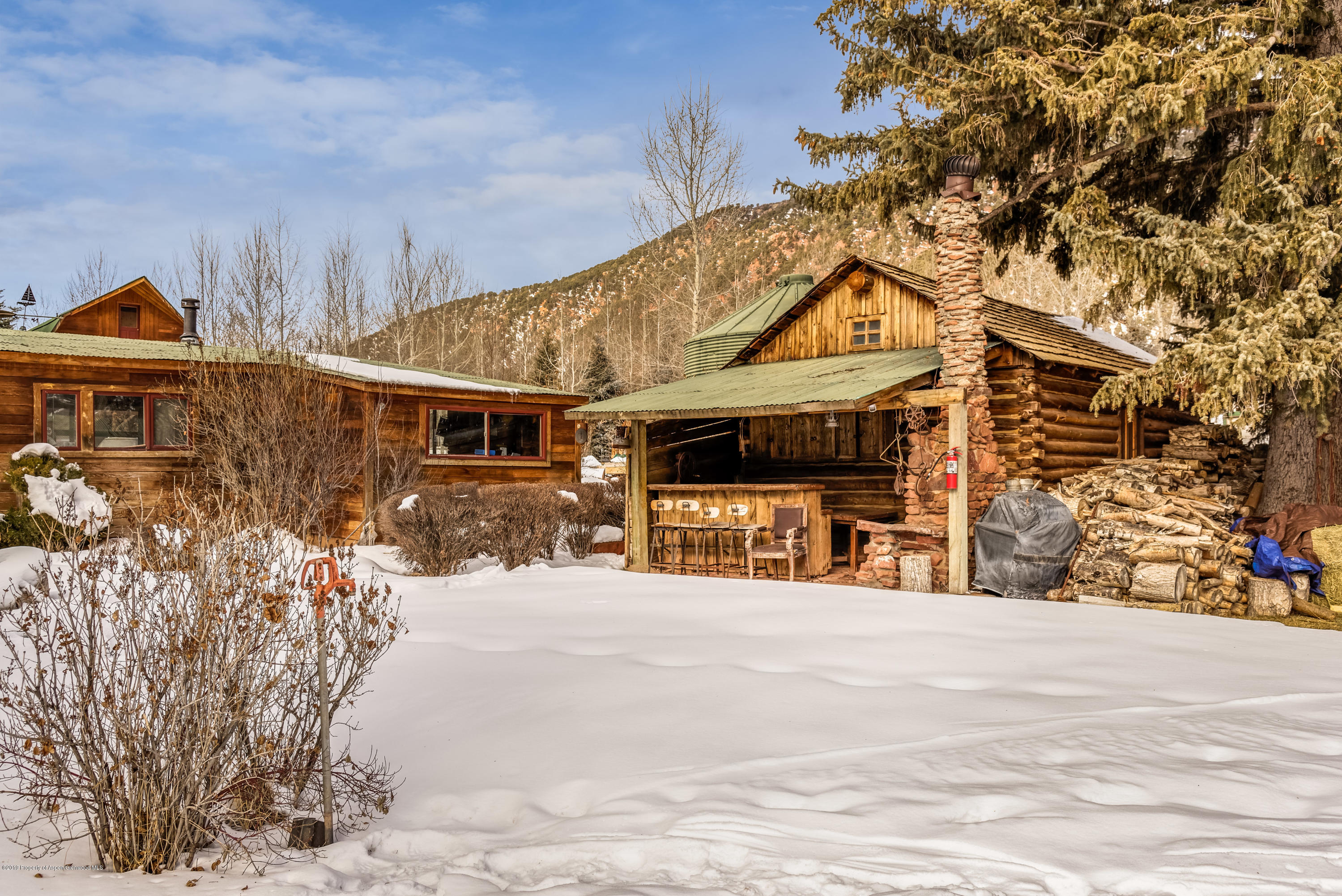 MLS# 135595 - 72 - 50 E River Ranch Road, Snowmass, CO 81654