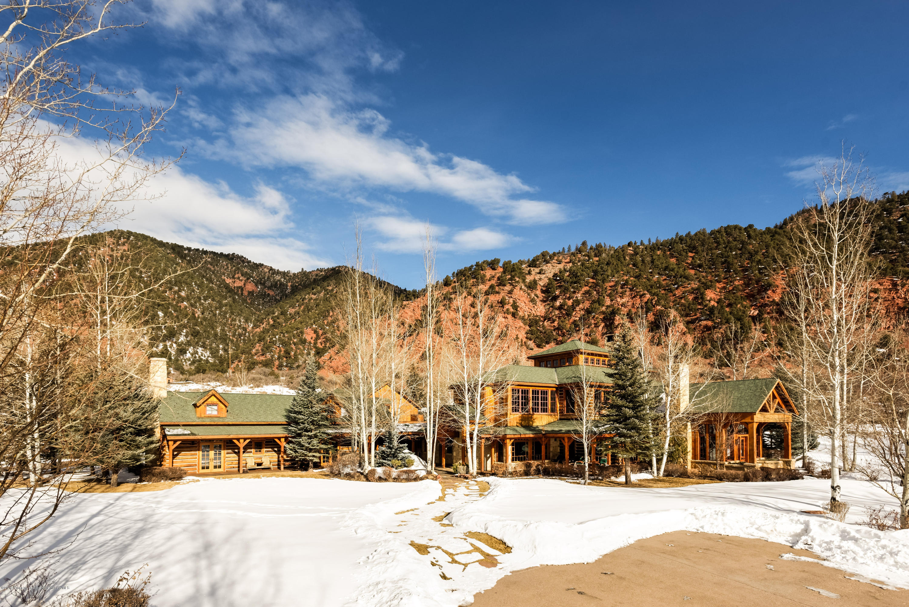 MLS# 135595 - 74 - 50 E River Ranch Road, Snowmass, CO 81654