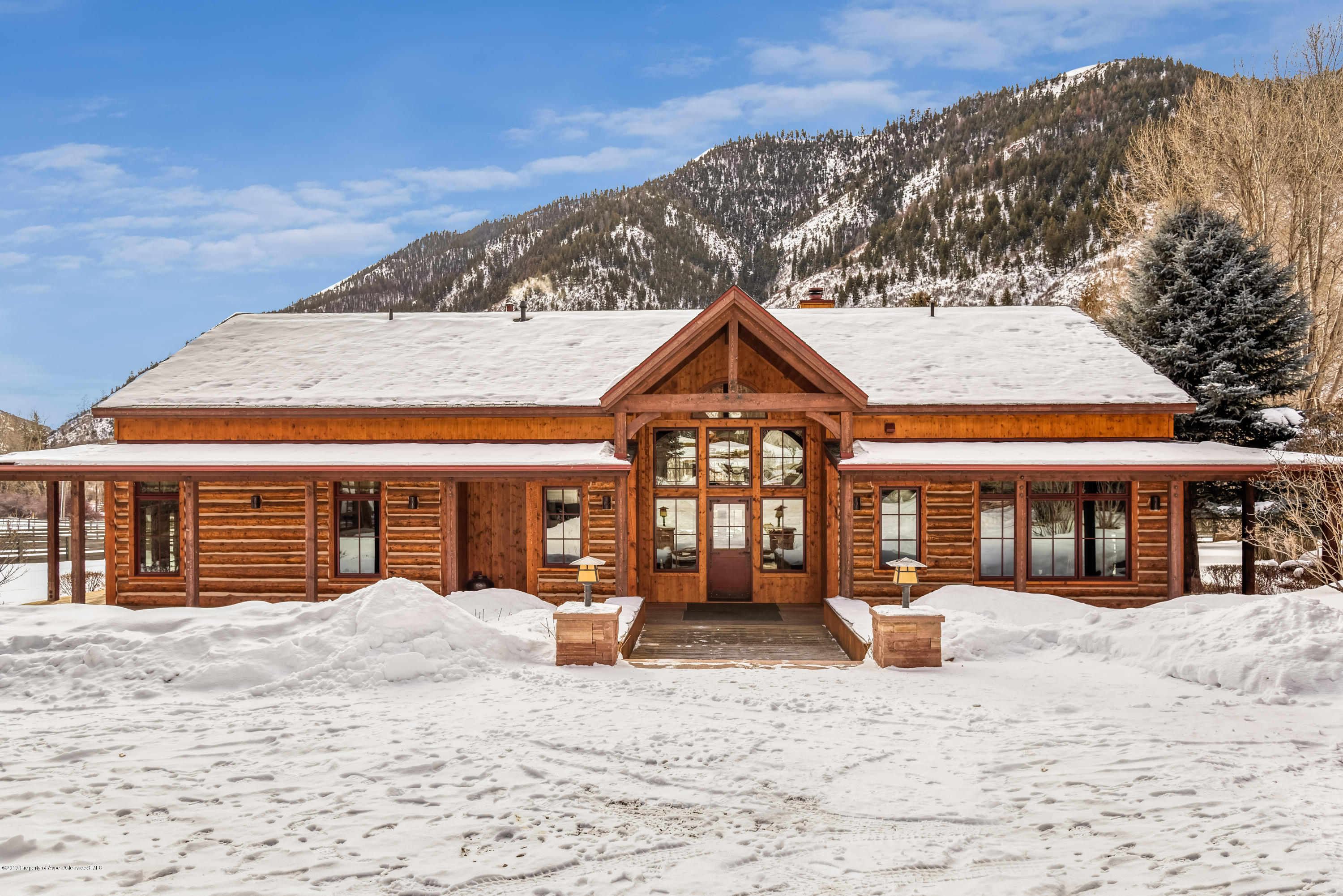 MLS# 135595 - 76 - 50 E River Ranch Road, Snowmass, CO 81654