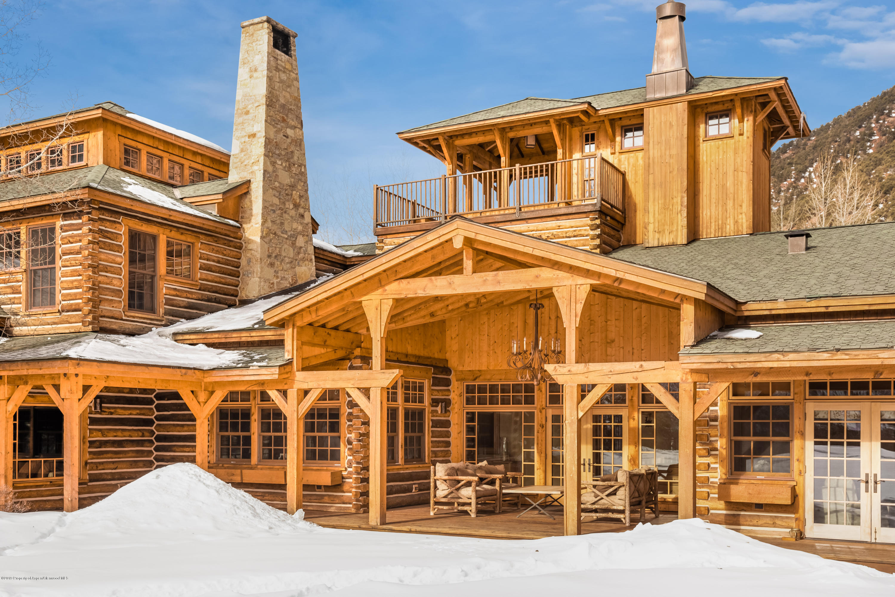 MLS# 135595 - 77 - 50 E River Ranch Road, Snowmass, CO 81654